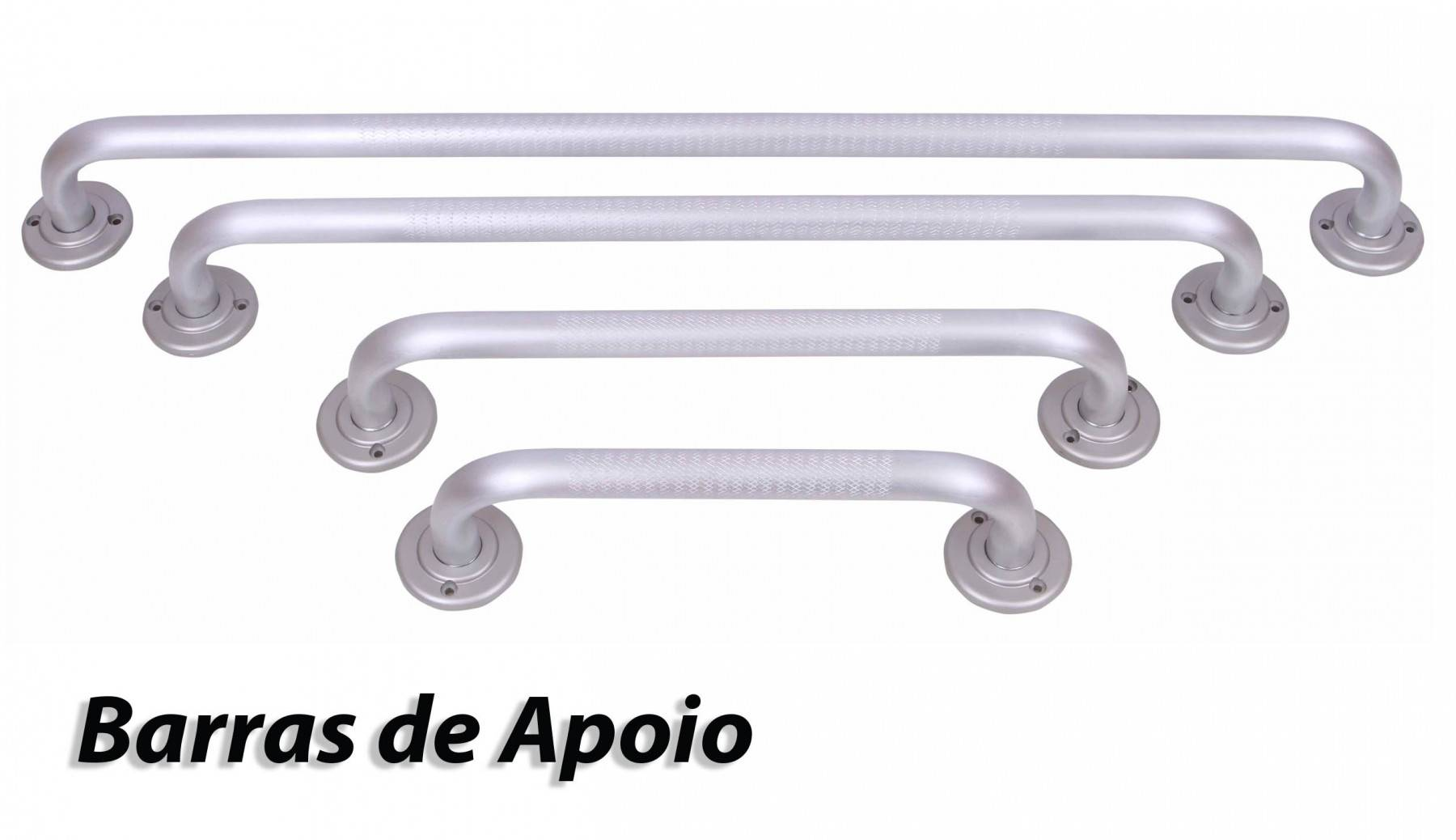 Barra de apoio 80cm de alum nio sequencial compre aqui na - Barras de aluminio huecas ...