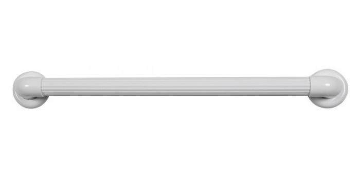 Barra de Apoio em PVC 60cm Astra