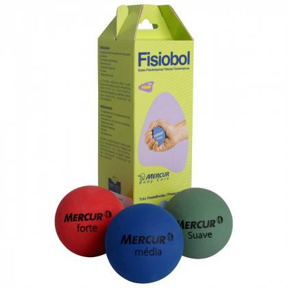 Kit Fisiobol c/03 Bolas Mercur