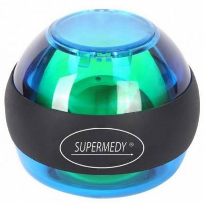 Power Ball - Giroscópio - Supermedy